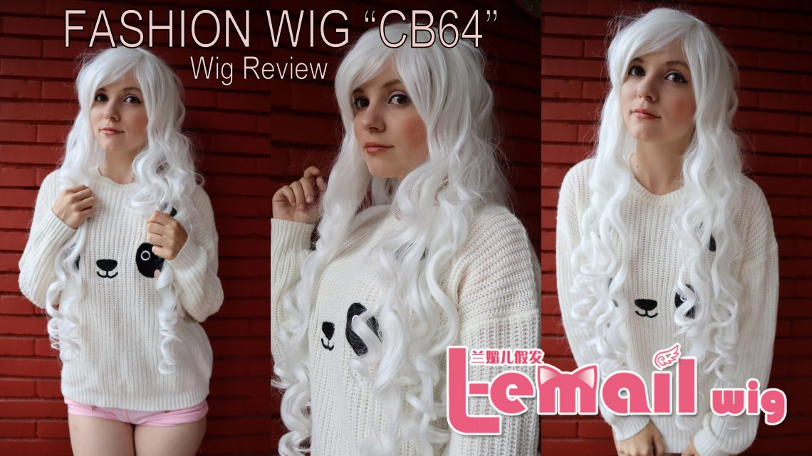 Fashion Wig CB64 wig Review from L-email