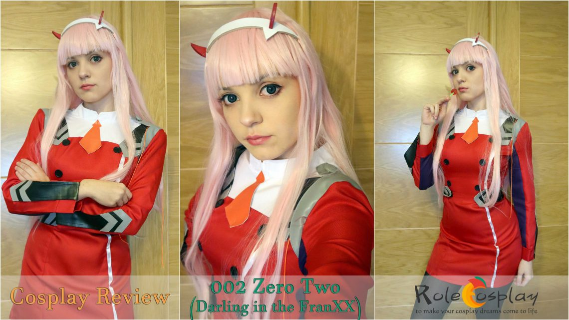 Cosplay Review: Zero Two (Darling in the FranXX) from Rolecosplay