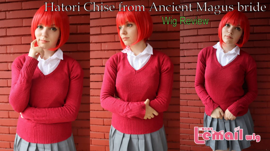 Hatori Chise wig Review from L-email//Wig Supplier