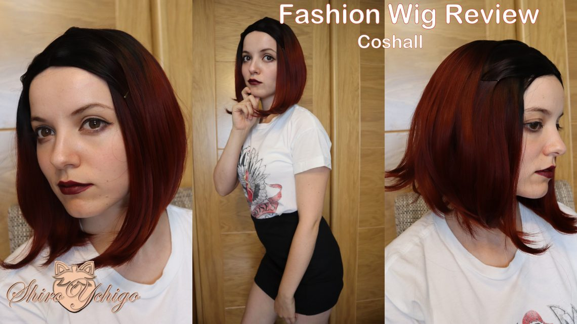 Wig review: Fashion wig from Coshall Store