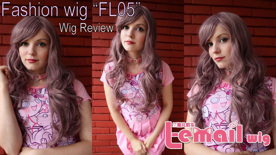 Fashion Wig FL05 wig Review from L-email