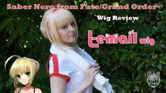 Review de la peluca de Saber Nero de L-email // Wig supplier