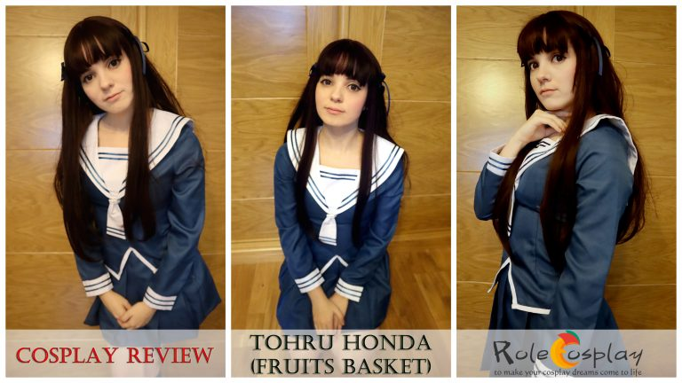 Tohru Honda Cosplay Review from Rolecosplay