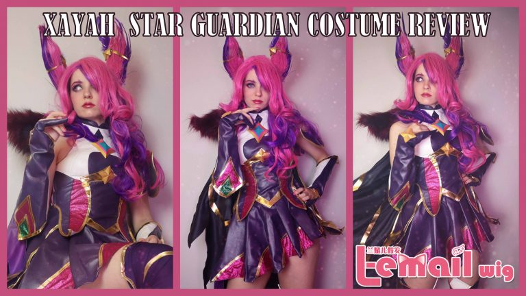 Cosplay Review: Xayah Star Guardian from L-email Wigs