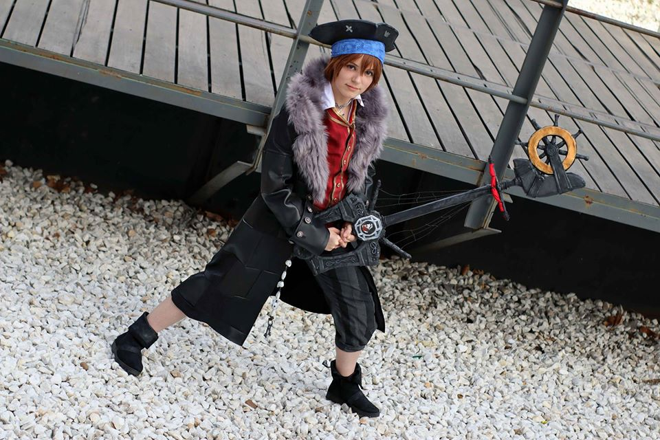 Sora (Pirate ver.) – Kingdom Hearts III