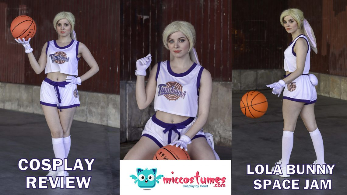 Cosplay Review: Lola Bunny (Space Jam) from Miccostumes