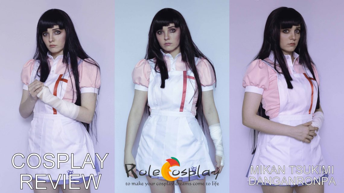 Cosplay Review: Mikan Tsukimi (Danganronpa) from Rolecosplay
