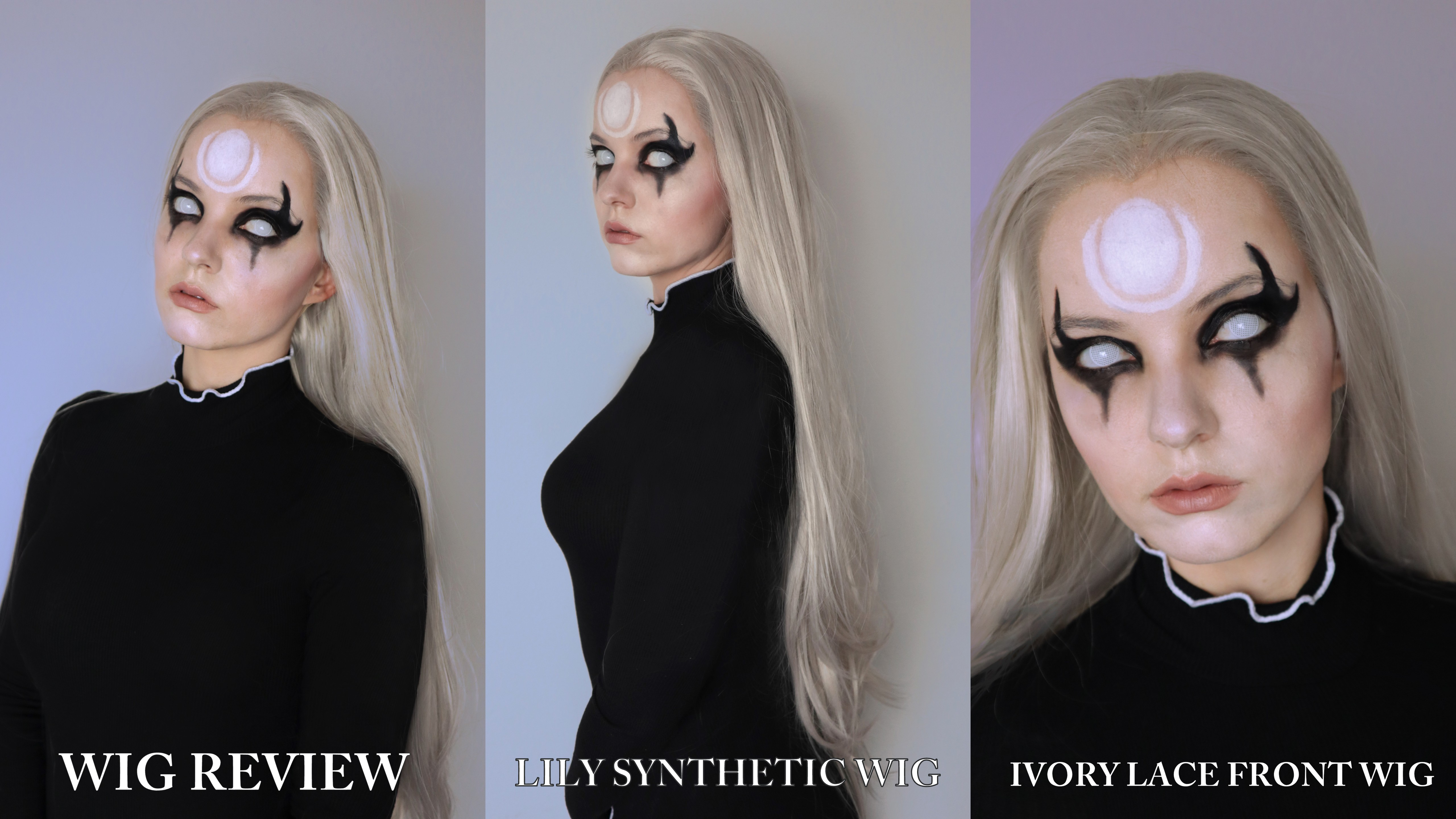 Wig review: SADIE (LYS011) Lace front from Lily Synthetic Wig