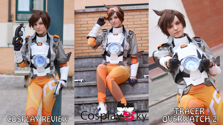Cosplay Review: Tracer (Overwatch 2) from Cosplaysky