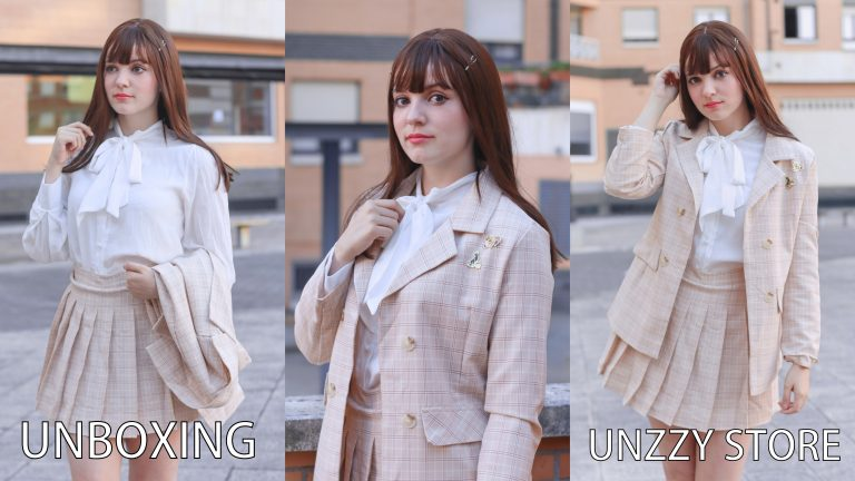 Fashion Unboxing: clothes & wig from Unzzy Store