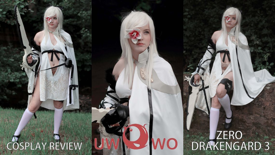 Cosplay Review: Zero (Drakengard 3) from UWOWO COSPLAY
