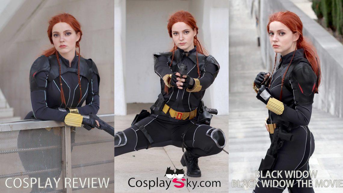 Cosplay Review: Black Widow (Black Widow's movie) from Cosplaysky