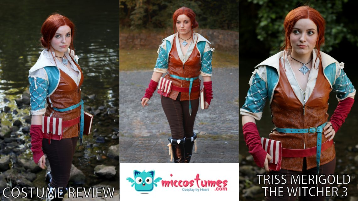 Cosplay review: Triss Merigold (The Witcher 3) from Miccostumes