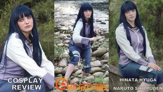Costume Review: Hinata Hyuga (Naruto Shippuden) from Cosplayclans