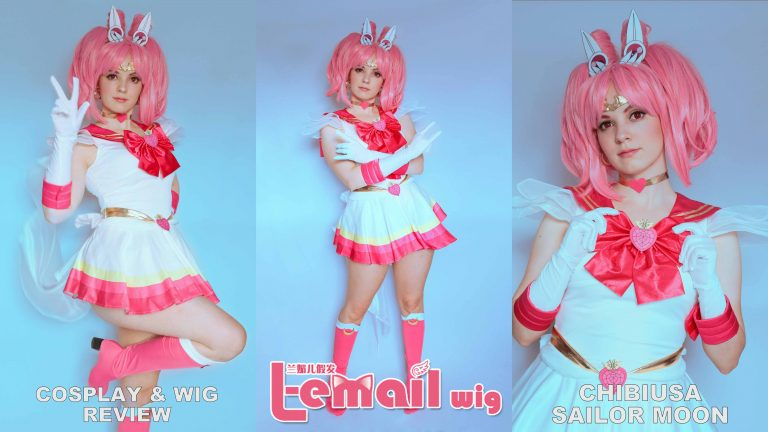 Cosplay & wig review: Chibiusa (Sailor Moon) from L-email Wigs