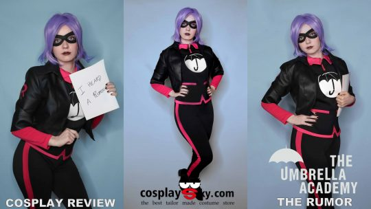 Cosplay Review: The Rumor (The Umbrella Academy) from Cosplaysky
