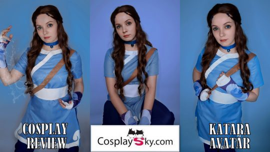 Cosplay review: Katara (Avatar: the last airbender) from Cosplaysky