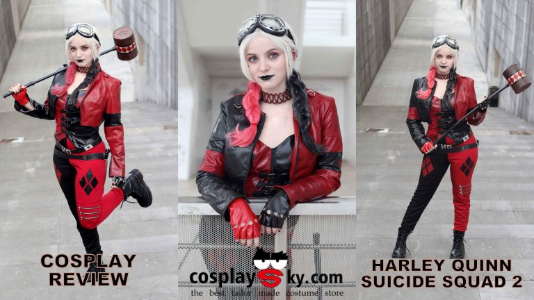Cosplay Review: Harley Quinn (Suicide Squad 2) from Cosplaysky